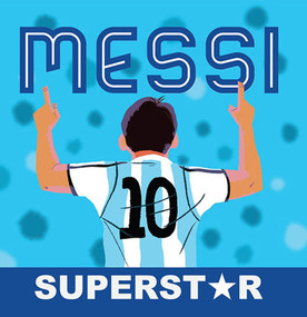 Messi Superstar by Duo Labs, Jon Stolberg, 9789874616364