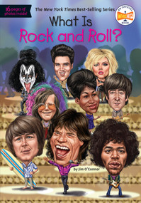 What Is Rock and Roll? - 9780451533814 by Jim O'Connor, Who HQ, Gregory Copeland, 9780451533814