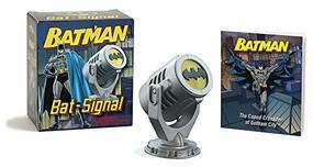 Batman: Bat Signal (Miniature Edition) by Danielle Selber, 9780762445264
