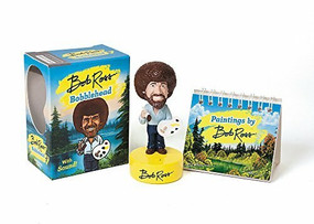 Bob Ross Bobblehead (With Sound!) (Miniature Edition) by Bob Ross, 9780762490417
