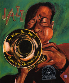 Jazz - 9780823415458 by Walter Dean Myers, Christopher Myers, 9780823415458