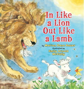 In Like a Lion Out Like a Lamb - 9780823424320 by Marion Dane Bauer, Emily Arnold McCully, 9780823424320