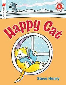 Happy Cat - 9780823431779 by Steve Henry, 9780823431779