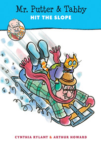 Mr. Putter & Tabby Hit the Slope - 9781328740601 by Cynthia Rylant, Arthur Howard, 9781328740601