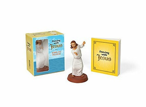 Dancing with Jesus: Bobbling Figurine (Miniature Edition) by Sam Stall, 9780762490479