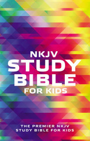 NKJV, Study Bible for Kids, Softcover, Multicolor (The Premier NKJV Study Bible for Kids) (Miniature Edition) by Thomas Nelson, 9780718075361