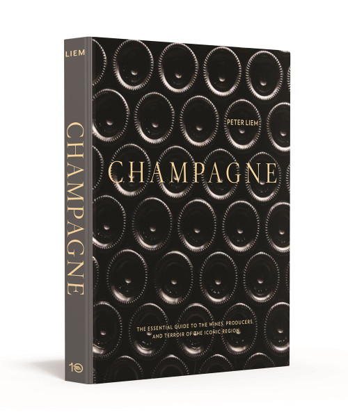 Champagne [Boxed Book & Map Set] (The Essential Guide to the Wines, Producers, and Terroirs of the Iconic Region) by Peter Liem, 9781607748427