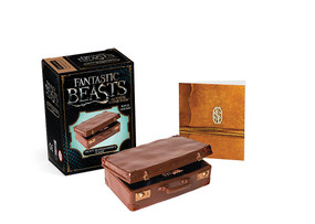 Fantastic Beasts and Where to Find Them: Newt Scamander's Case (With Sound) (Miniature Edition) by Running Press, 9780762460724