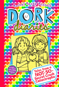 Dork Diaries 12 (Tales from a Not-So-Secret Crush Catastrophe) by Rachel Renée Russell, Rachel Renée Russell, 9781534405608