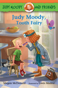 Judy Moody and Friends: Judy Moody, Tooth Fairy - 9780763691684 by Megan McDonald, Erwin Madrid, 9780763691684