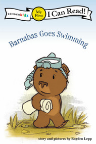 Barnabas Goes Swimming by Royden Lepp, 9780310715849
