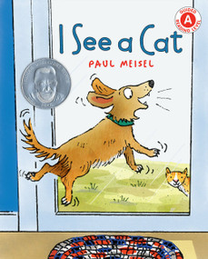 I See a Cat by Paul Meisel, 9780823436804