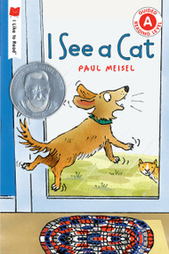I See a Cat - 9780823438495 by Paul Meisel, 9780823438495