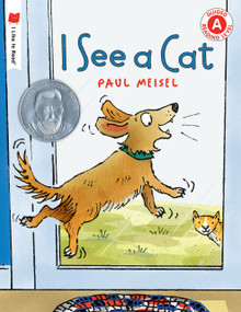 I See a Cat - 9780823439737 by Paul Meisel, 9780823439737
