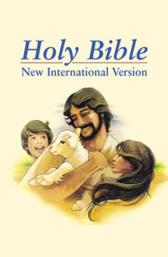 NIV, Children's Bible, Hardcover by  Zondervan, 9780310763420