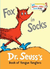 Fox in Socks - 9780553513363 by Dr. Seuss, 9780553513363