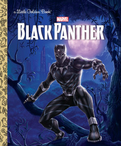Black Panther Little Golden Book (Marvel: Black Panther) by Frank Berrios, Patrick Spaziante, 9781524763886