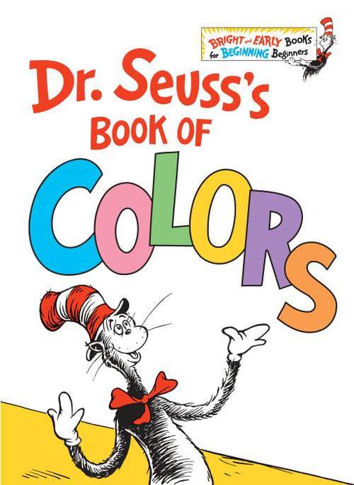 Dr. Seuss's Book of Colors by Dr. Seuss, 9781524766184