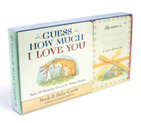 Guess How Much I Love You: Baby Milestone Moments: Board Book and Cards Gift Set by Sam McBratney, Anita Jeram, 9781536201499
