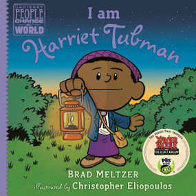 I am Harriet Tubman by Brad Meltzer, Christopher Eliopoulos, 9780735228719