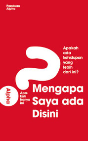 Alpha Course Guest Manual, Indonesian Edition by  Alpha, 9781912263363