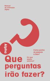 Alpha Team Guide, Portuguese (European) Edition by  Alpha, 9789729994920