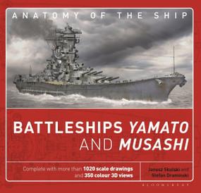 Battleships Yamato and Musashi by Janusz Skulski, Stefan Draminski, 9781472832245
