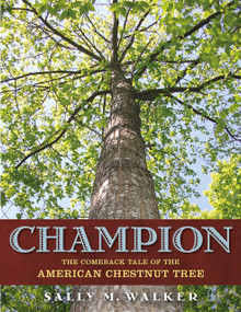 Champion (The Comeback Tale of the American Chestnut Tree) by Sally M. Walker, 9781250125231