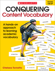 Conquering Content Vocabulary (A hands-on approach to learning academic vocabulary) by Chelsea Tornetto, 9781338174342