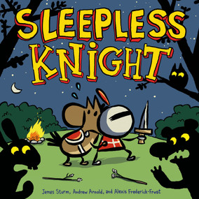 Sleepless Knight by James Sturm, Alexis Frederick-Frost, Andrew Arnold, 9781596436510