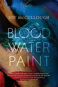 Blood Water Paint by Joy McCullough, 9780735232112