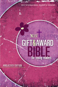 NIrV, Gift and Award Bible for Young Readers, Anglicised Edition, Softcover, Pink by  Zondervan, 9780310761495