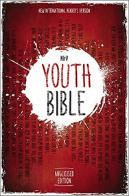 NIrV, Youth Bible, Anglicised Edition, Hardcover by  Zondervan, 9780310761532
