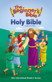 NIrV Beginner's Bible Holy Bible, Anglicised Edition, Hardcover by  Zondervan, 9780310761549