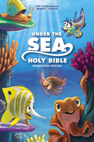 NIrV, Under the Sea Holy Bible, Anglicised Edition, Hardcover by  Zondervan, 9780310761587