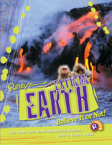Ripley Twists PB: Extreme Earth by Ripleys Believe It Or Not!, 9781609912284