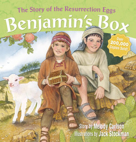 Benjamin's Box (The Story of the Resurrection Eggs) by Melody Carlson, Jack Stockman, 9780310715054