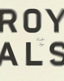 Royals by Cedar Sigo, 9781940696522