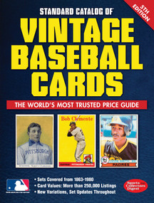 Standard Catalog of Vintage Baseball Cards by Sports Collector's Digest, 9781440245916
