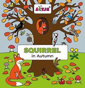 Squirrel in Autumn by Lizelot Versteeg, 9781605373508