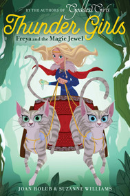Freya and the Magic Jewel by Joan Holub, Suzanne Williams, 9781481496407
