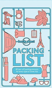 Packing List by Lonely Planet, Lonely Planet, 9781787017269