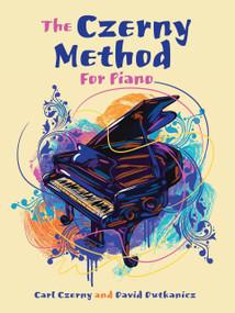 The Czerny Method For Piano (With Downloadable MP3s) by Carl Czerny, David  Dutkanicz, 9780486823911