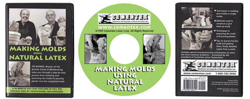How to Make Molds (DVD)