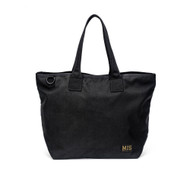 Tote Bag - Black - Front