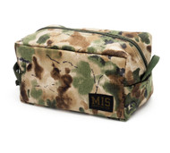 Mesh Toiletry Bag - Covert Woodland - Front