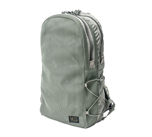 Mesh Backpack - Foliage - Front