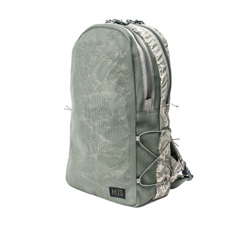 Mesh Backpack - ABU Camo - Front
