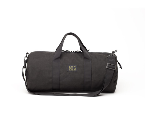 Training Drum Bag Small - Black - Front