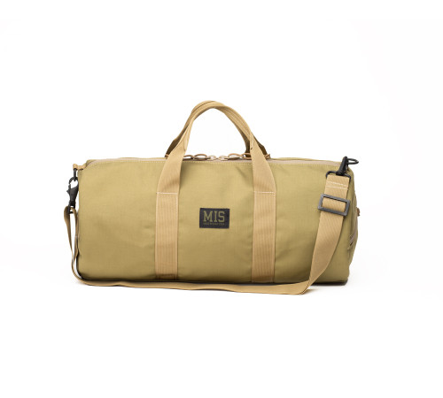 Training Drum Bag Small - Coyote tan - Front